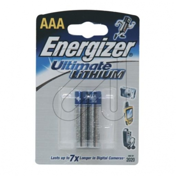 ENERGIZER LITHIUM-Batterie, Micro, 1,5V, AAA