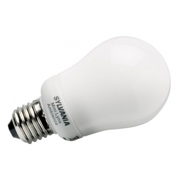 Havells Sylvania Mini-Lynx Ambience Energiesparlampe 7W/827/E27 Minilynx Spar-Lampe