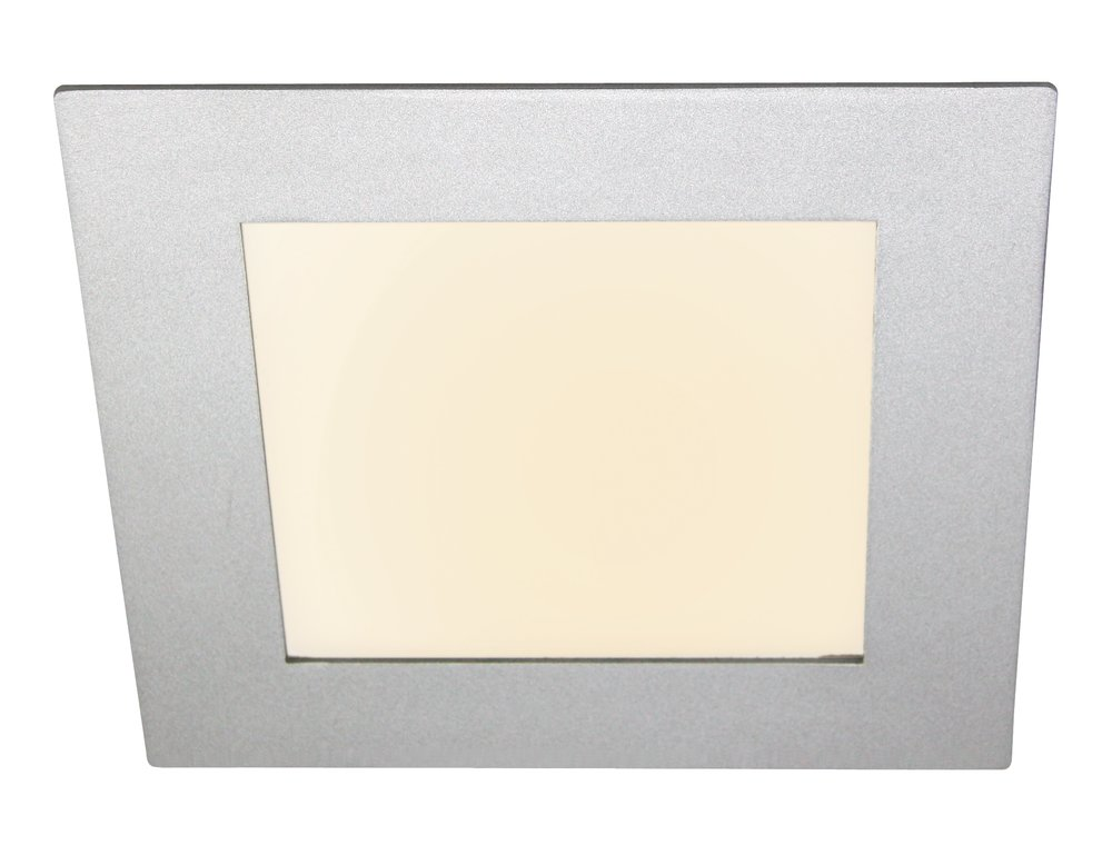 heitronic led panel deckeneinbau 84led 11w 430lm dimmbar warmwei 184mmx184mm. Black Bedroom Furniture Sets. Home Design Ideas