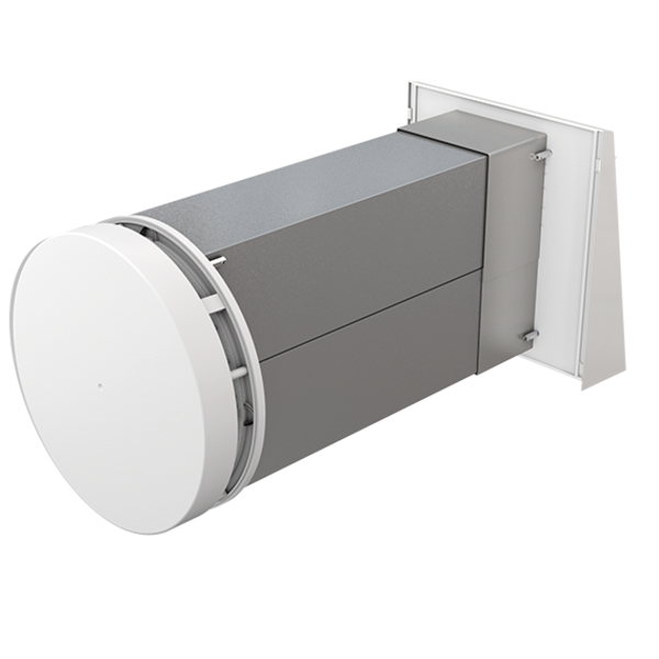 inVENTer iV-Twin For single room ventilation