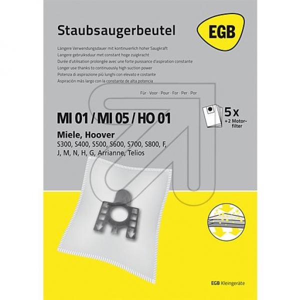 egb staubsaugerbeutel mi05 cap miele s300 s500 s700 f j m m50 m51 m53. Black Bedroom Furniture Sets. Home Design Ideas