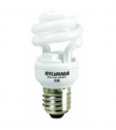 Havells Sylvania ML Compact Spiral T2 Energiesparlampe 12W/827/E27 MiniLynx FastStart