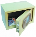 "Tresor mit Codeschloß ""Secure S-20C"" 310x200x200mm, LC-Display, MotorOpen"