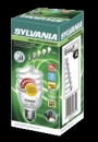 Havells Sylvania Mini-Lynx Dimmbar über Schalter T2 Energiesparlampe 20W/827/E27 MiniLynx
